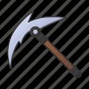 game, gaming, rpg, rpg game, scythe, weapon, weapons