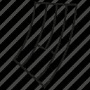 armor, arms, gun, magazine, weapon icon