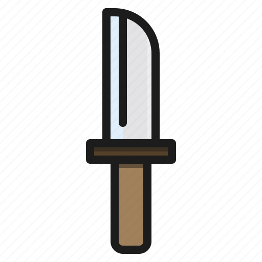 blade, cut, knife, weapon icon