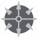 bomb, explosions, explosive, mine, weapon, weaponary, weapons icon