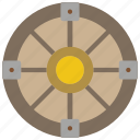 defence, medieval, protect, shield, war, weapon, weaponary icon