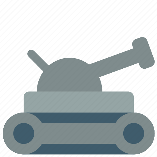 tank, vehicle, war, weapon, weaponary icon