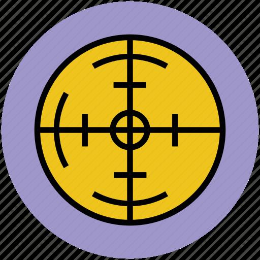 bulls eye, dartboard, goal, target, target shooting icon