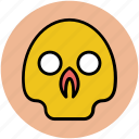 gas mask, mask, pollution mask, shredder icon