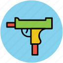 blaster, freeze ray gun, glue gun, reparation icon