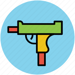 blaster, freeze ray gun, glue gun, reparation icon