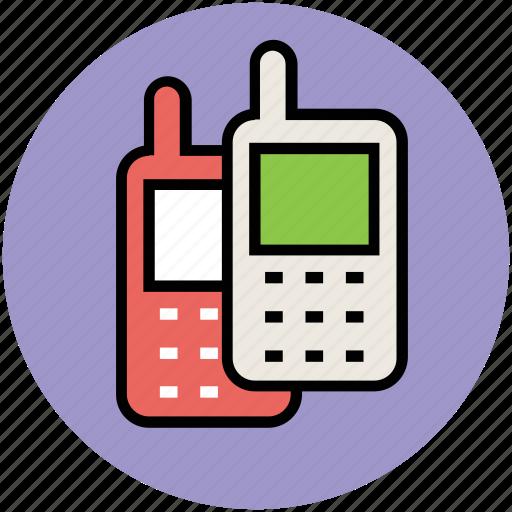 cordless, device, militar radio, phone, transmission, walkie talkie, wireless icon