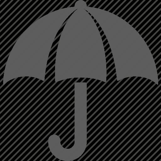 insurance, rain, safe, security, umbrella, weather icon
