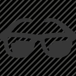 summer, sunglasses icon