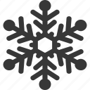 cold, freeze, snowflake, winter icon