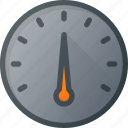 barometer, dashboard, forcast, pressure, weather icon