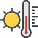 celsius, day, forcast, temperature, weather icon