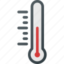 forcast, meter, temperature, thermo, thermometer, weather icon