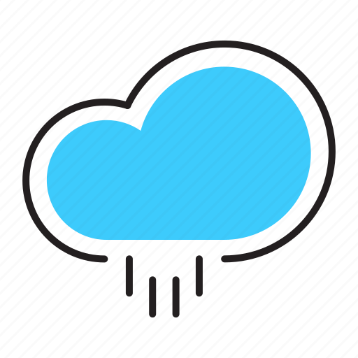 Climate, heavy, rain, storm, weather icon - Download on Iconfinder