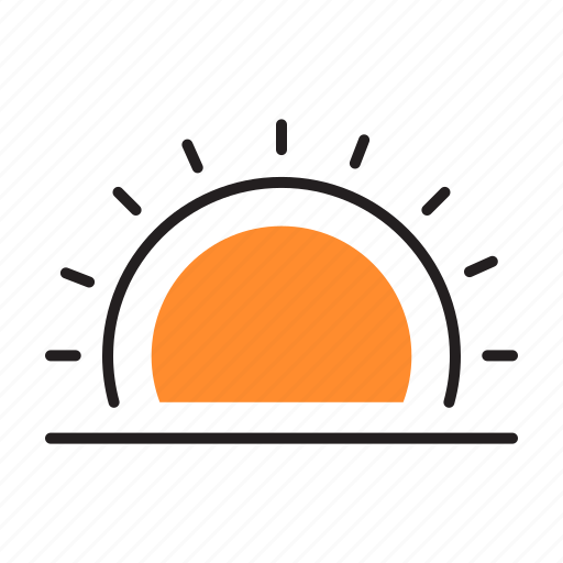 Climate, day, forcast, sun, sunny day, warm, weather icon - Download on Iconfinder