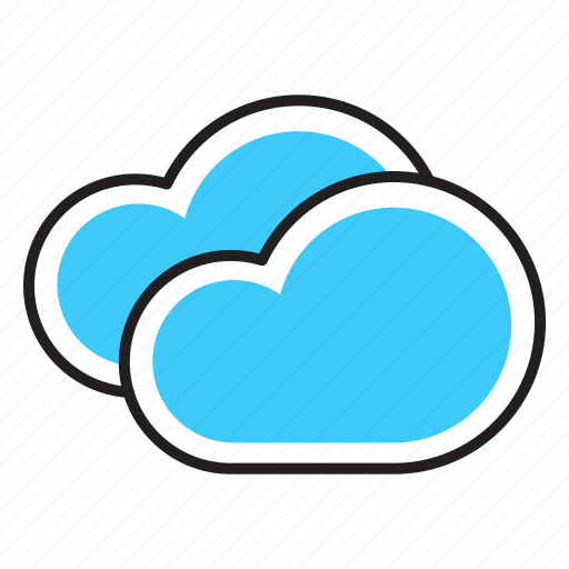 Climate, clouds, forcast, cloudy, weather, cloud icon