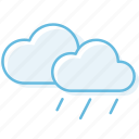 cloud, cloudy, rain2, weather icon