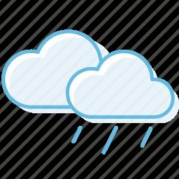 cloud, cloudy, rain2, weather icon