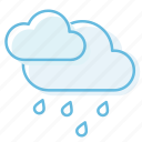 cloud, cloudy, rain1, weather icon