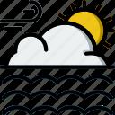 forecast, weather, windy