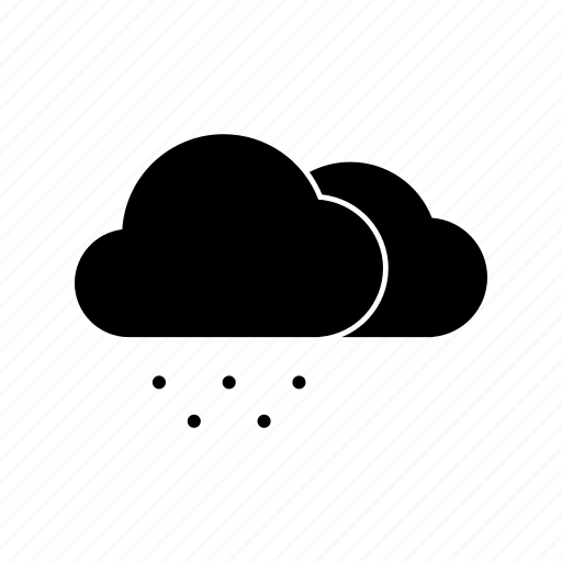 cloud, clouds, meteo, sky, snow, snowy, weather icon