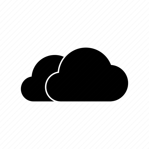 cloud, clouds, cloudy, meteo, sky, weather icon
