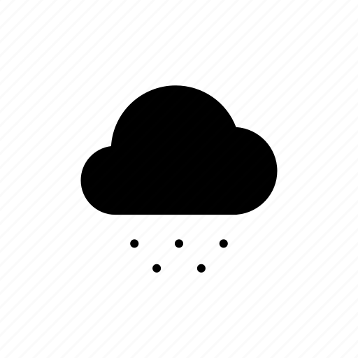 cloud, cloudy, meteo, snow, snowy, weather, winter icon