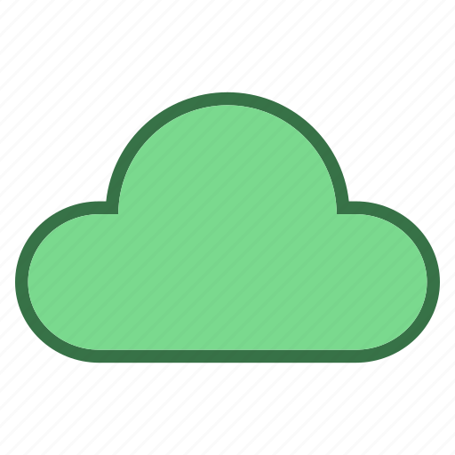 cloud, forcast, weather icon