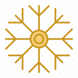 flakes, forcast, snow, weather, winter icon