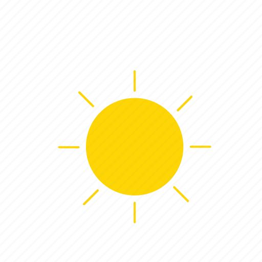 Sun, sunny, weathers icon - Download on Iconfinder