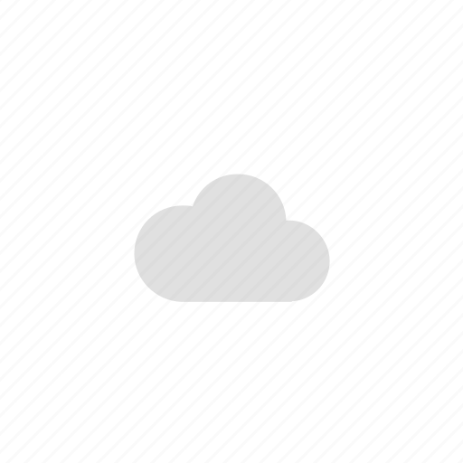 cloud, cloudy, forecast, weather, weathers icon