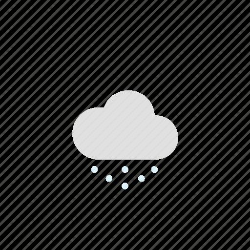 forecast, snow, weathers, winter icon