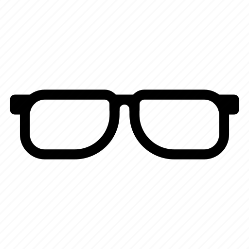 glasses, style, summer, sun, weather icon