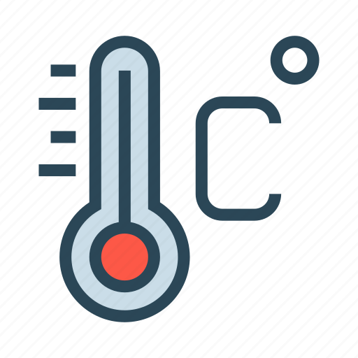 climate, degree, temperature, thermometer, weather icon