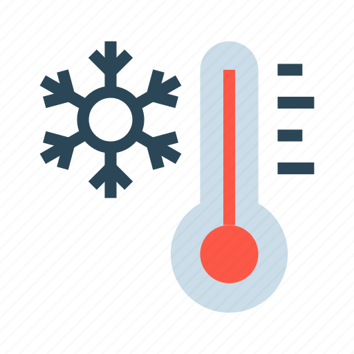 climate, flake, snow, temperature, weather icon