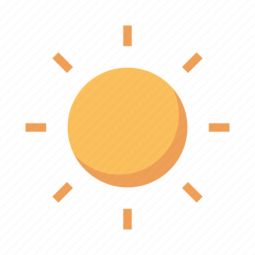 climate, day, shine, sun, weather icon