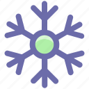 cold, cool, meteo, meteorology, snow, snowflake, weather icon