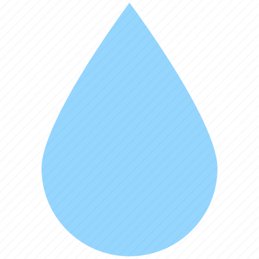 drop, rain, water, water drop, weather icon