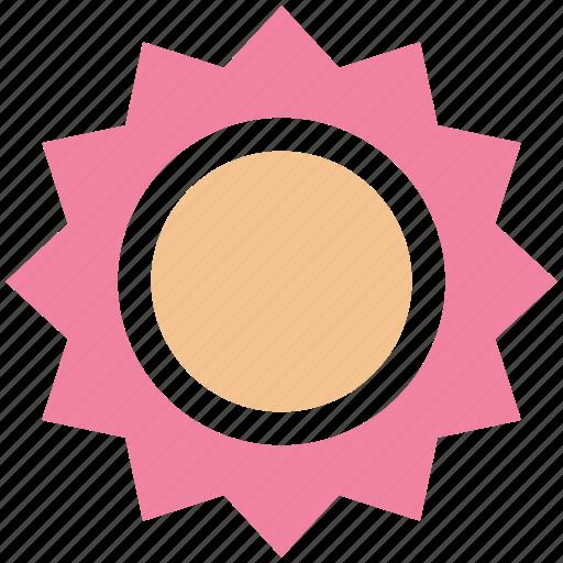 day, hot, sun, sunlight, sunny, weather icon
