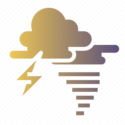 Lightning, storm, stormy, thunder icon - Download on Iconfinder