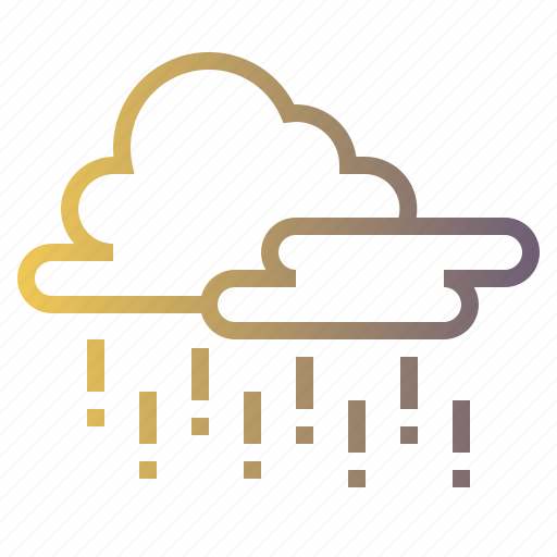 Meteorology, rain, rainy, weather icon - Download on Iconfinder