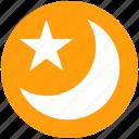 forecast, islam, moon, night, sleep, star, weather