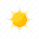 clear sun, weather, weather forecaster