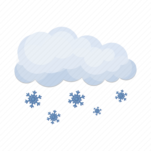 Cloud, forecast, rain, snow, weather, weather forecaster icon - Download on Iconfinder
