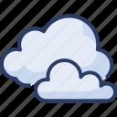 clouds, forecast, overcast, rainy, sky, storm, vintage