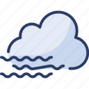 cloudy, foggy, forecast, gloomy, haze, misty, smoky