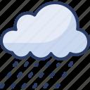 cloud, heavy, rain, raining, rainstorm, thunderstorm, weather