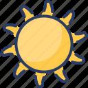 heat, summer, sun, sunlight, sunny, warm, weather