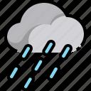 cloud, haw, raining, rainy, weather