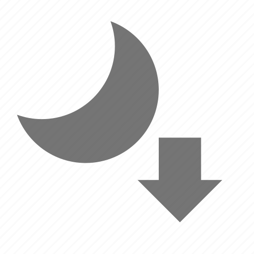 moonset icon